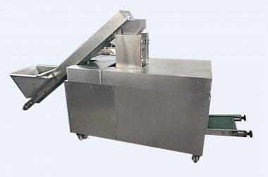 Date Cubes Cutting Machine